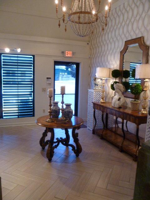 Mallory-Fields Interior Design Showroom