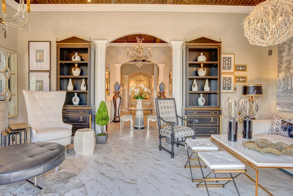 Cabinets and Shelves Showroom